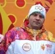 Федор Емельяненко пронес Олимпийский огонь по Белгороду(видео)