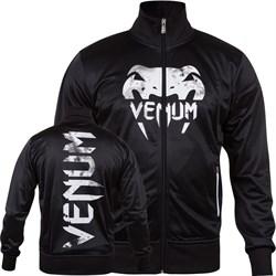 Олимпийка Venum Giant Grunge Black/White - фото 10096