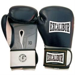 Перчатки боксерские Excalibur Comfort 539 Воловья кожа - фото 10354
