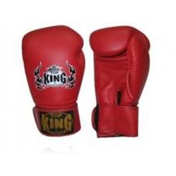 Перчатки боксерские Top King Ultimate Red - фото 10366