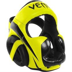 Шлем боксерский Venum Elite Neo Yellow - фото 11135