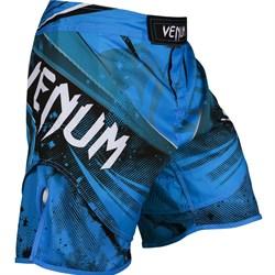 Шорты ММА Venum Galactic Neo Blue - фото 11769