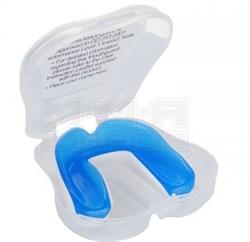 Капа Velo Gel бело-синяя - в защитном кейсе