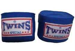 Бинты боксерские Twins синие