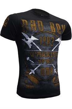 Футболка Bad Boy MMA Warrior Spirit перед