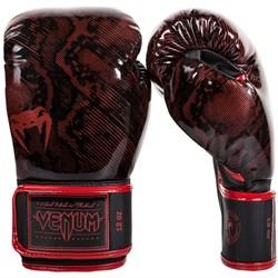 Перчатки боксерские Venum Fusion Red - фото 13385