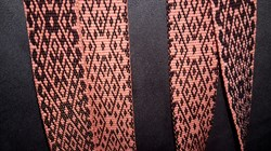 Тканый пояс Holyrus Коралловый - фото 14460