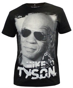 Футболка Warriors Mike Tyson