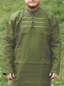 Рубаха Holyrus Иван Грозный зелёная