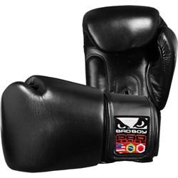 Боксерские перчатки Bad Boy натуральная кожа - фото 15757