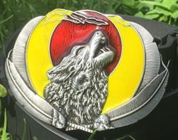 Ремень Holyrus мужской с пряжкой HR128 - фото 16178