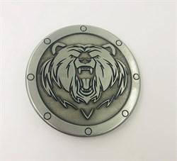 Кожаный ремень Holyrus Медведь - фото 20740