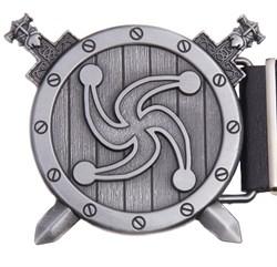 Кожаный ремень Holyrus Символ Рода - фото 20801