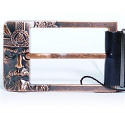 Кожаный ремень Holyrus Отражение Одина B - фото 24258