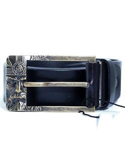 Кожаный ремень Holyrus Отражение Одина L - фото 24269