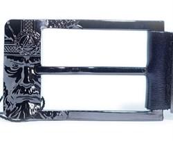 Кожаный ремень Holyrus Отражение Одина G - фото 24273