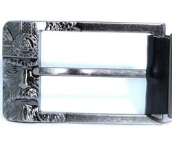 Кожаный ремень Holyrus Отражение Одина S - фото 24282