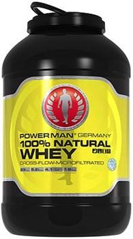 Протеин PowerMan® 100 % Natural Whey
