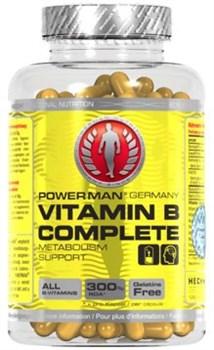 Витамины PowerMan® Vitamin B Complete