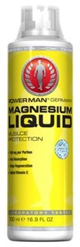 Магний PowerMan® Magnesium Liquid