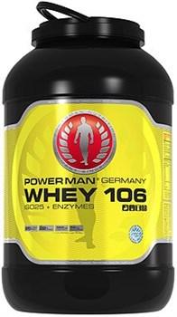 Протеин PowerMan® Whey 106 ISO 25 + Enzymes