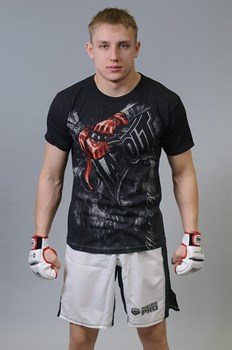 Футболка Tapout Tension SMU T черная