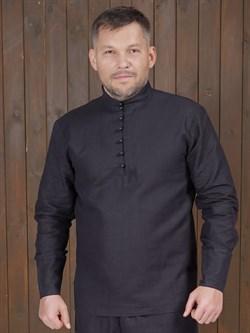 Рубаха Holyrus Сквозь Века С200 черная - фото 43614