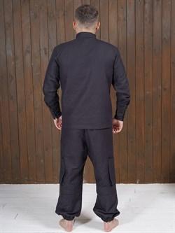 Рубаха Holyrus Сквозь Века С200 черная - фото 43619
