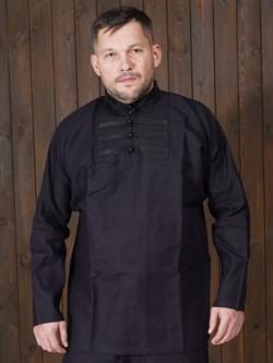 Рубаха Holyrus Иван Грозный Т200 черная - фото 43676