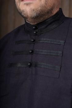 Рубаха Holyrus Иван Грозный Т200 черная - фото 43678