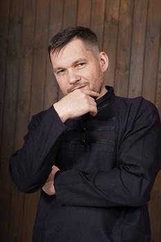 Рубаха Holyrus Иван Грозный Т200 черная - фото 43679