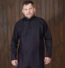 Рубаха Holyrus Иван Грозный Т200 черная - фото 43680
