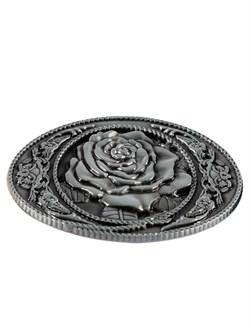 Кожаный ремень Holyrus Роза - фото 43714