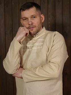 Рубаха Holyrus Иван Грозный Т200 бежевая - фото 43811