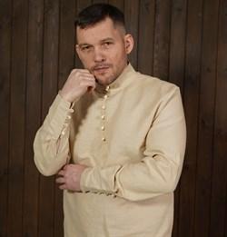 Рубаха Holyrus Сквозь Века С200 бежевая - фото 43834