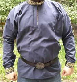 Рубаха Holyrus Образец льняная - фото 43887