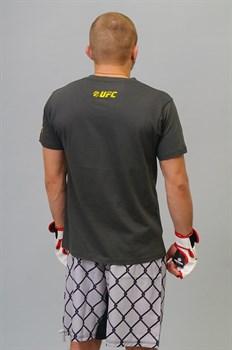 Футболка UFC Campus Tee - спиной