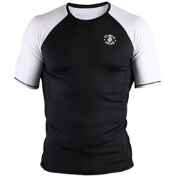 Рашгард Clinch Gear Impulse Compression TOP SS черно-белый