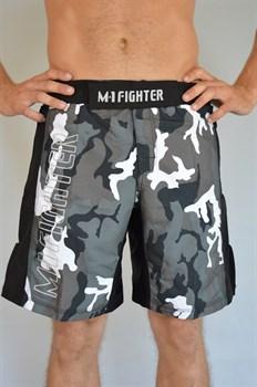 Шорты M-1Fighter Camo