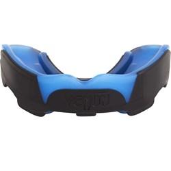 Капа боксерская Venum Predator Mouthguard Black/Blue - фото 8369