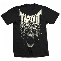 Футболка Tapout Crumbler Men's T-Shirt Black - фото 8411