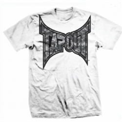 Футболка Tapout Digital Camo Men's T-Shirt White - фото 8414