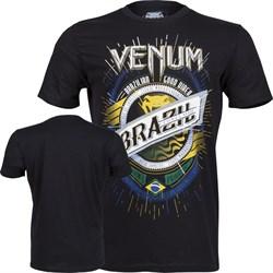 Футболка Venum Keep Rolling T-shirt - Black - фото 8528