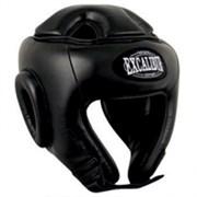 Шлем боксерский Excalibur Model 701 Буйволиная кожа