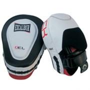 Лапы боксерские Excalibur Model 828 Буйволиная кожа (пара)