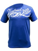 Футболка Contract Killer OG Script Blue T-Shirt