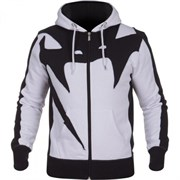 Толстовка Venum Assault Hoody Ice - Black Logo