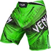 Шорты ММА Venum Galactic Neo Green