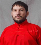 Рубаха Holyrus Иван Грозный красная