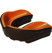 Капа Bad Boy Mouthguard Gel чёрно-оранжевая